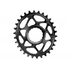 Absolute Black Chainring Direct Mount 32T - 32 - Sort