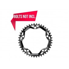 absoluteBLACK Chainring Ø130 mm 1X 42T 5 huls  - 42t