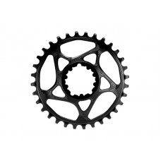 ABSOLUTEBLACK Chainring Round MTB Direct Mount Sin