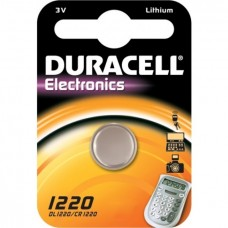 Batteri Duracell DL 122 / CR1220
