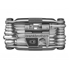 CRANKBROTHERS Multi-tool M19 Silver