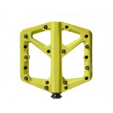 CRANKBROTHERS Pedal Stamp 1 Large Citron - Large - Gul