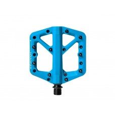 CRANKBROTHERS Pedal Stamp 1 Small Blue - Small - Blå