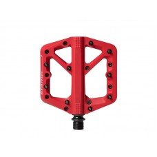 CRANKBROTHERS Pedal Stamp 1 - Small - Rød