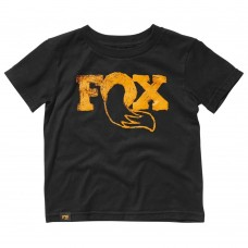 FOX Grom 2.0 Tee kid size 7 - 7  - Sort