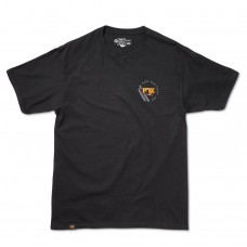 FOX Men's Racer Tee  - M - Sort
