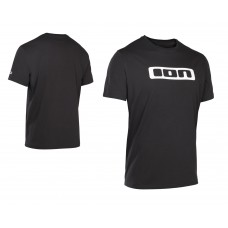 ION Bike Tee SS Black L - L - Sort