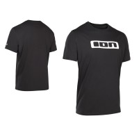 ION Bike Tee SS Black M - M - Sort