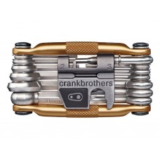 CRANKBROTHERS Multi-tool M19 Gold