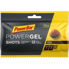 PowerBar Cola vingummi Powergel shots 9 stk