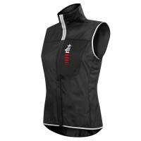 rh+ Acquaria Pocket Women Vest  - L - Sort