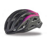 Specialized Hjelm Prevail II black/pink - 59-63cm - L - Sort
