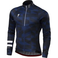 Specialized Therminal Long Sleeve Jersey  - XL - Blå