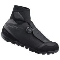 Vinter MTB Sko MW701 GoreTex SPD 45 - 45 - Sort